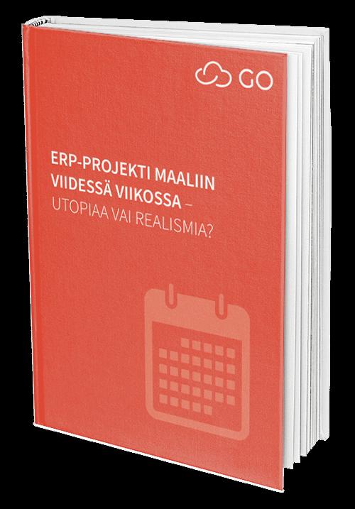 ERP-projekti maaliin viidessä viikossa