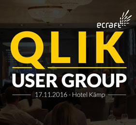 Qlik User Group 17.11.2016 - Hotel Kämp