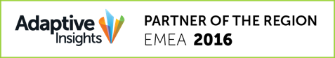 Partner of the region EMEA 2016