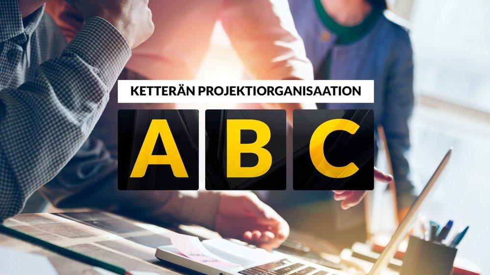 kettera-projektiorganisaatio