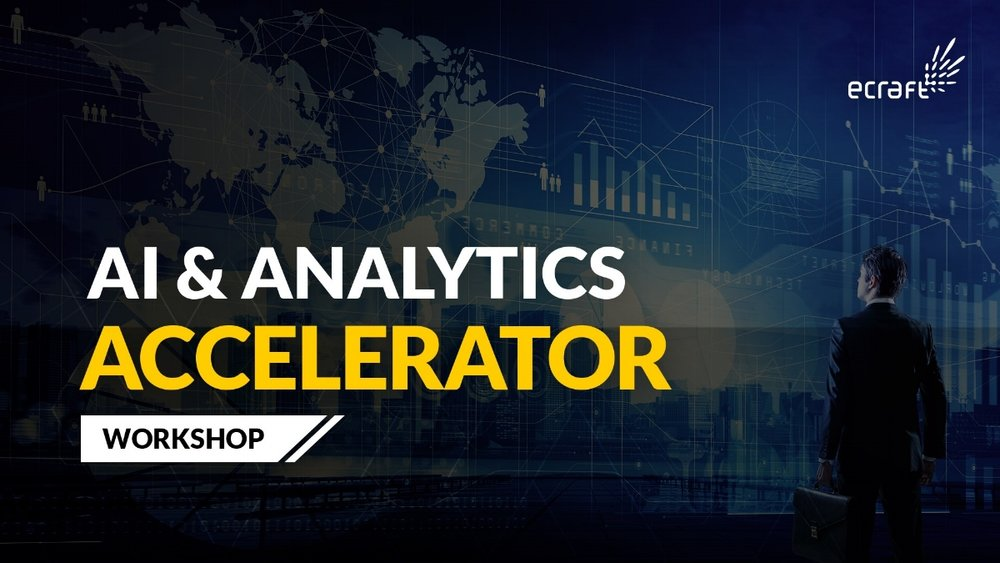 AI & Analytics accelerator workshop