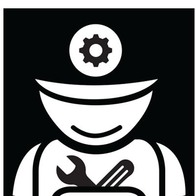 Arbetsorder till fältservicepersonalen