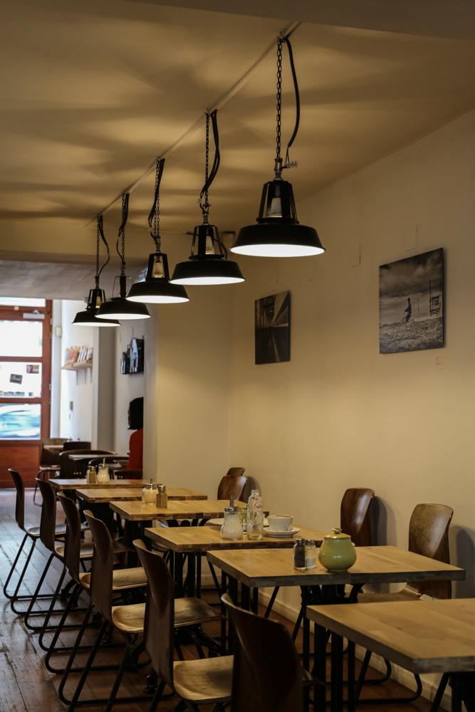 Parlor Coffee Brussels