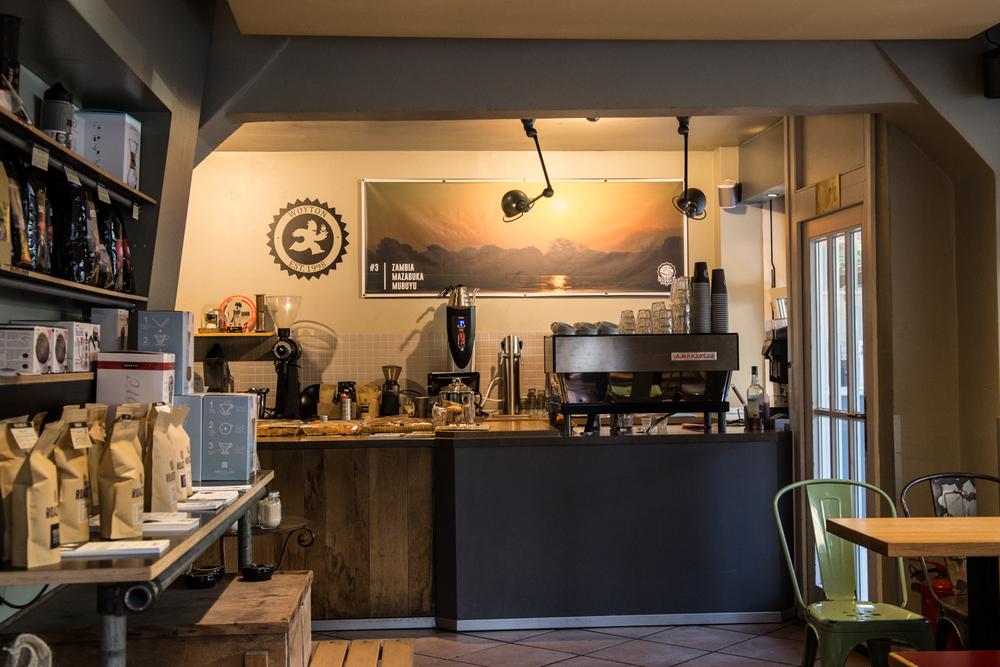 Woyton Specialty Coffee Düsseldorf