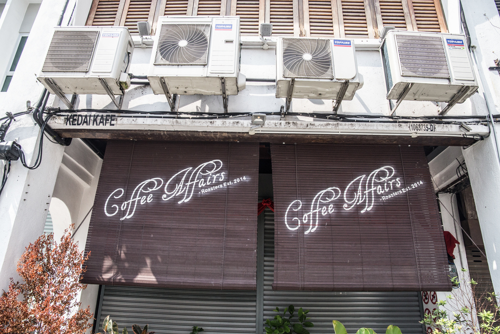 Coffee Affairs Roastery Penang Georgetown