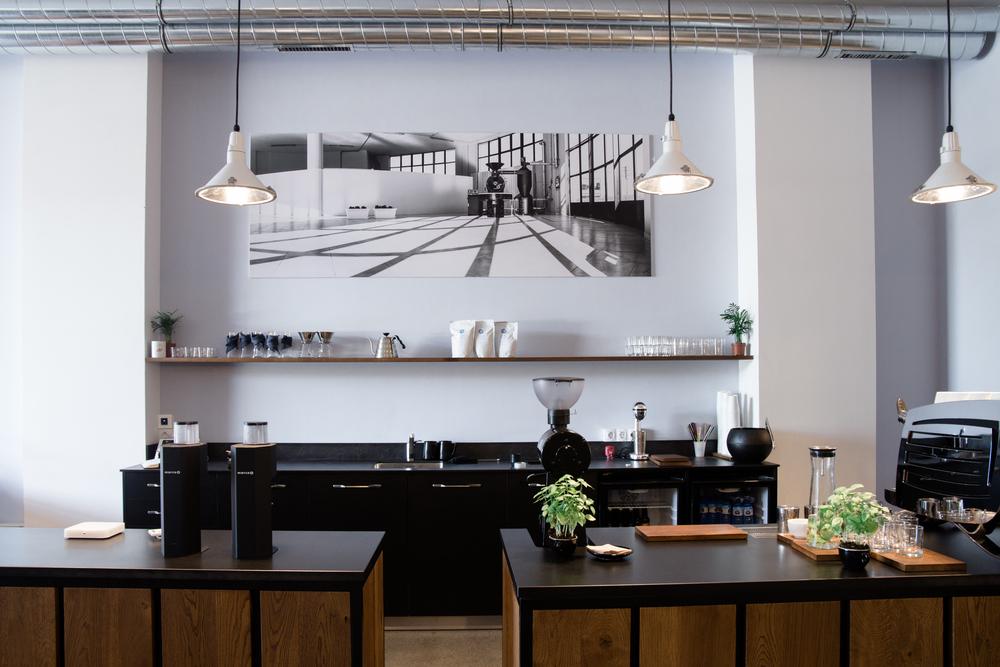 Sakona Coffee Roasters San Sebastian