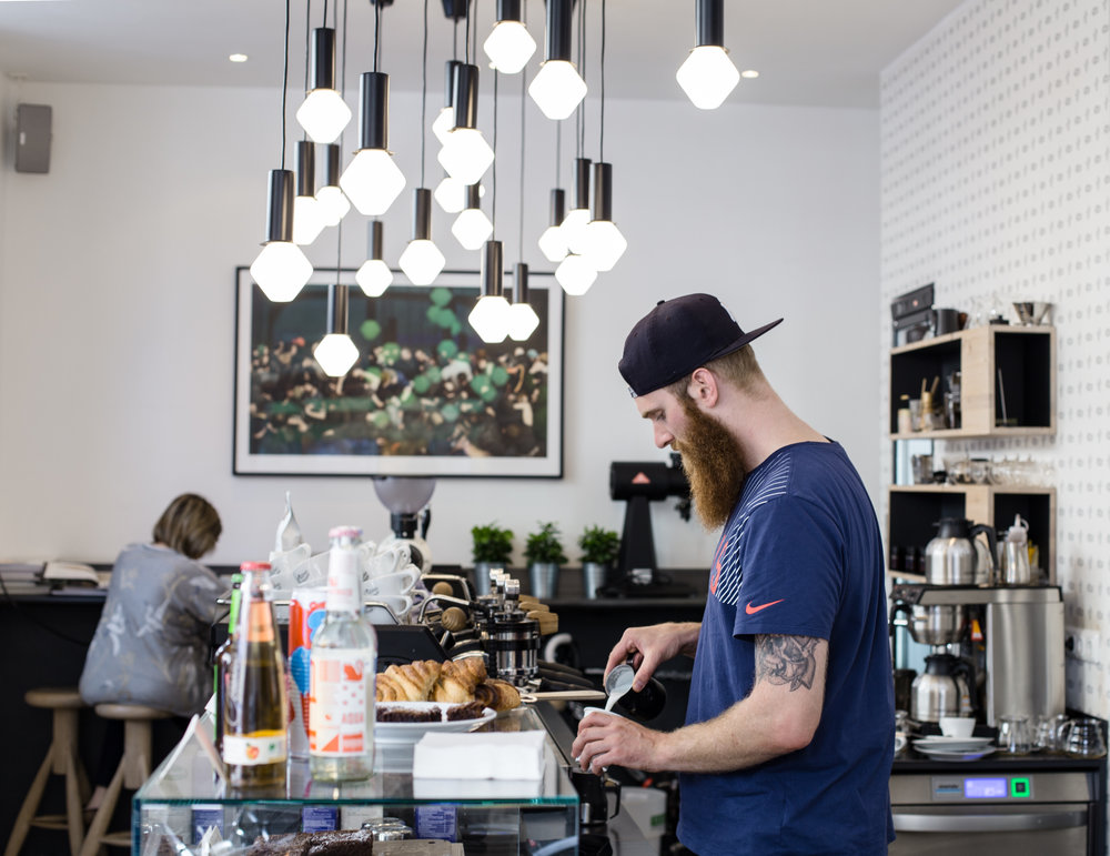 Man Versus Machine Specialty Coffee Roasters