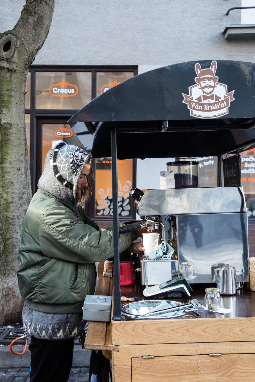 bratislava specialty coffee