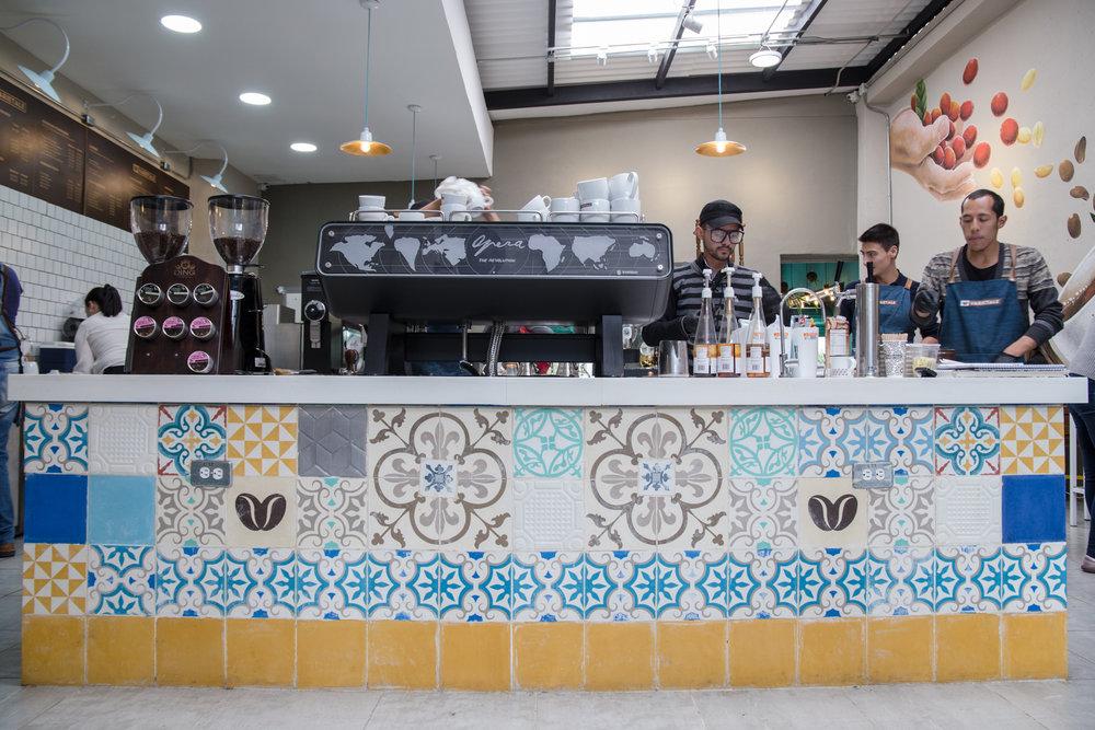 varietale bogota specialty coffee