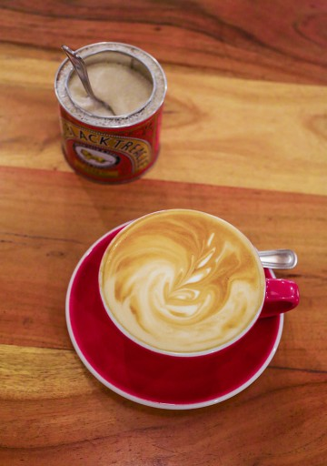 Cairngorm Coffee Company edinburgh