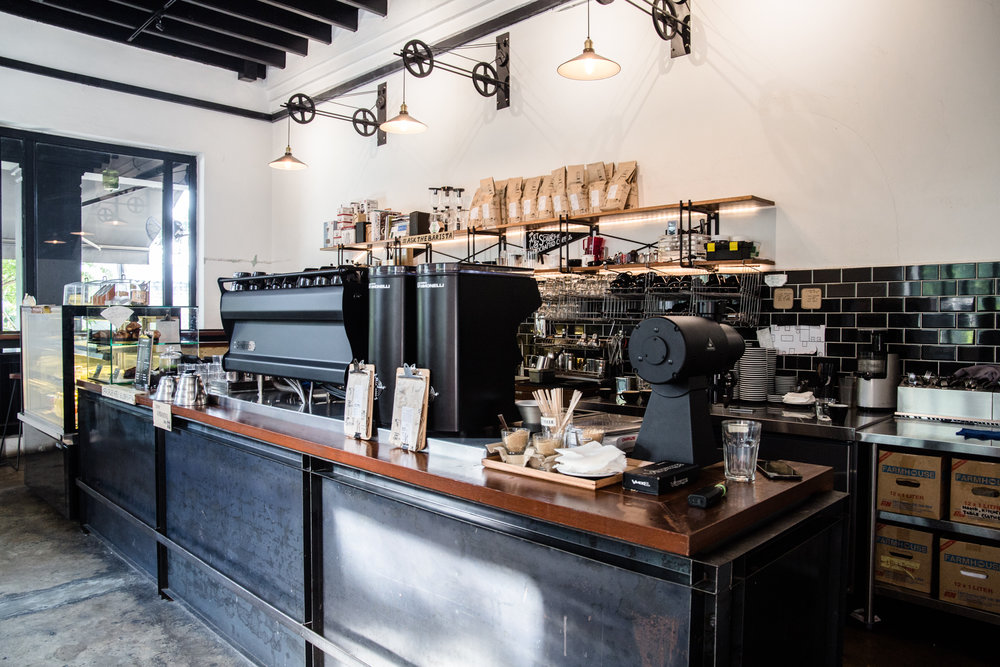 VCR kuala lumpur specialty coffee