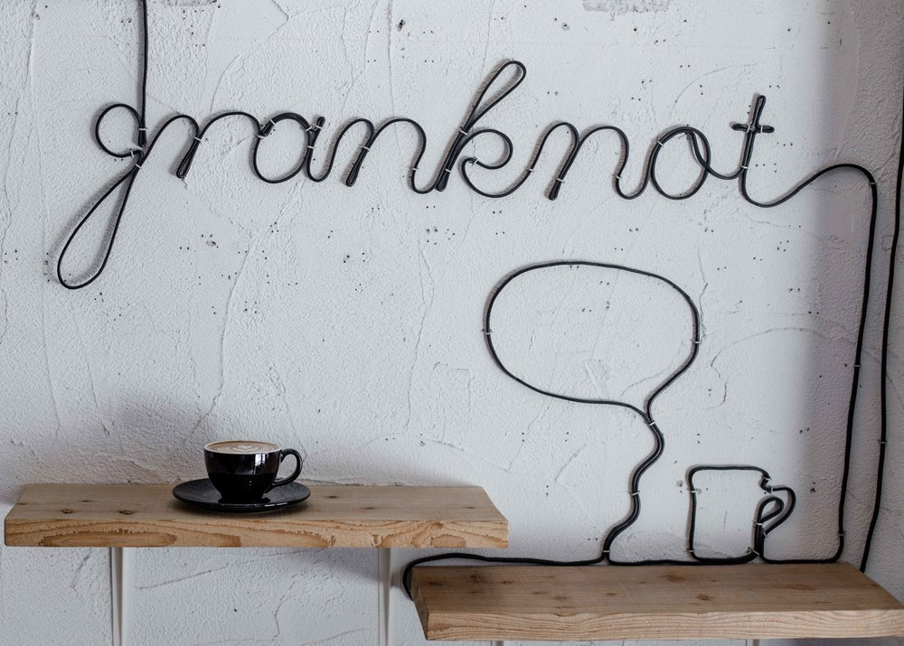 Granknot Specialty Coffee Shop Osaka Japan