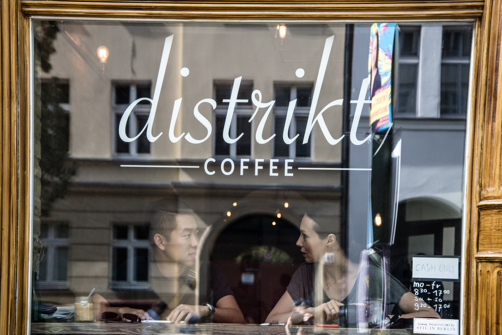 distrikt specialty coffee berlin
