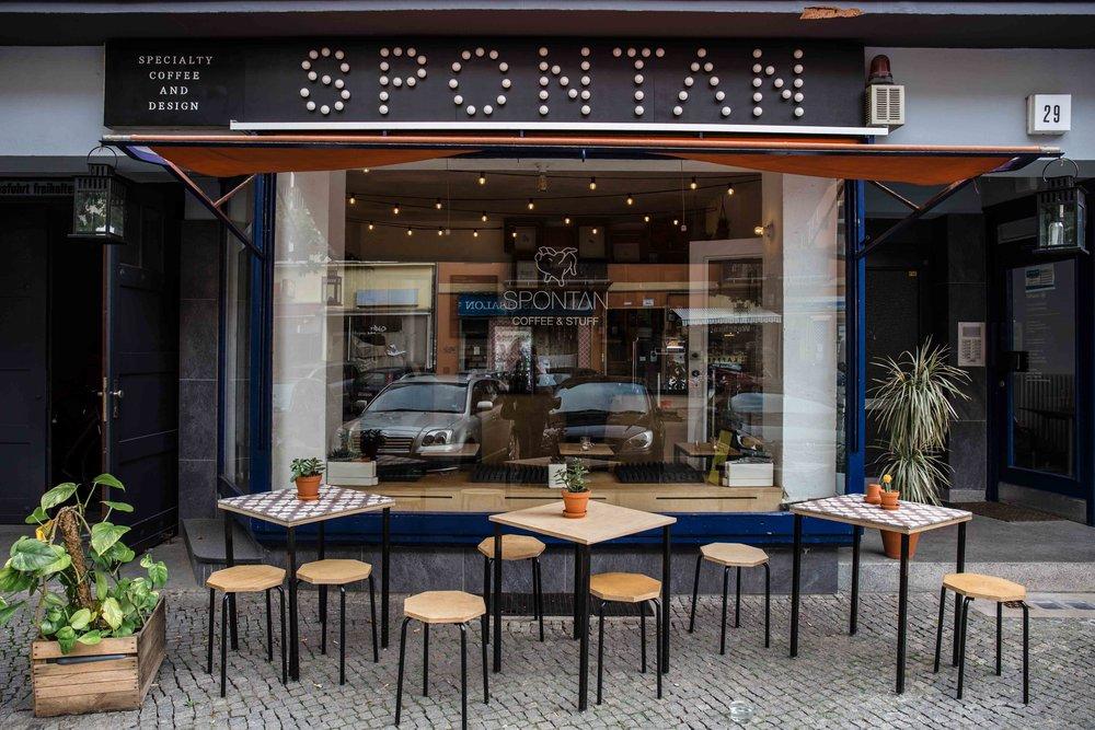 spontan coffee and stuff berlin
