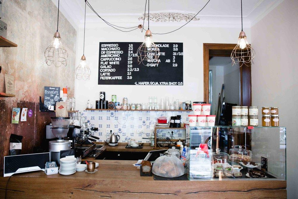 Garcia Kaffeebar Berlin