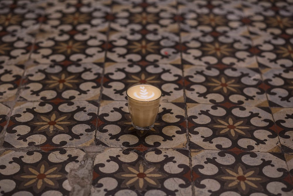slowmov specialty coffee Barcelona