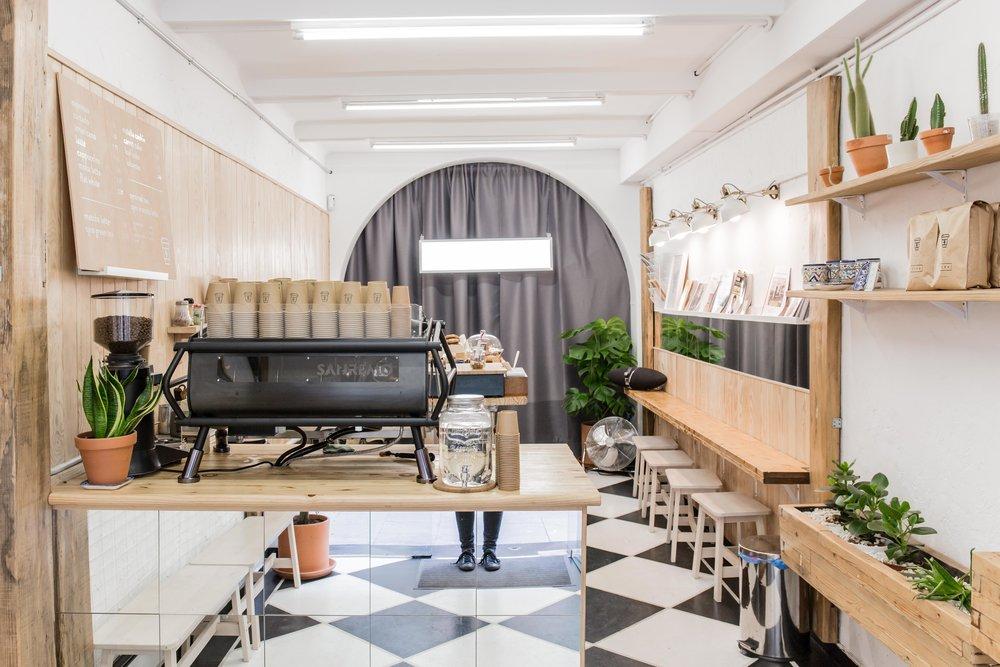 syra specialty coffee barcelona