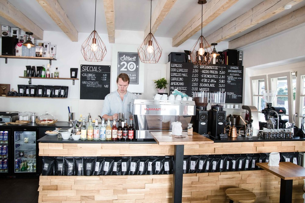 standl 20 specialty coffee munich