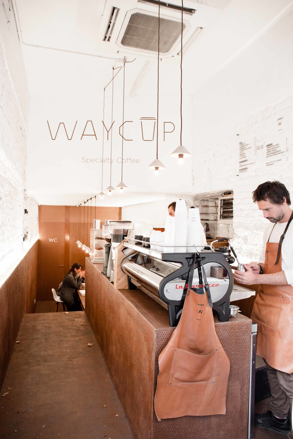 waycup specialty coffee madrid
