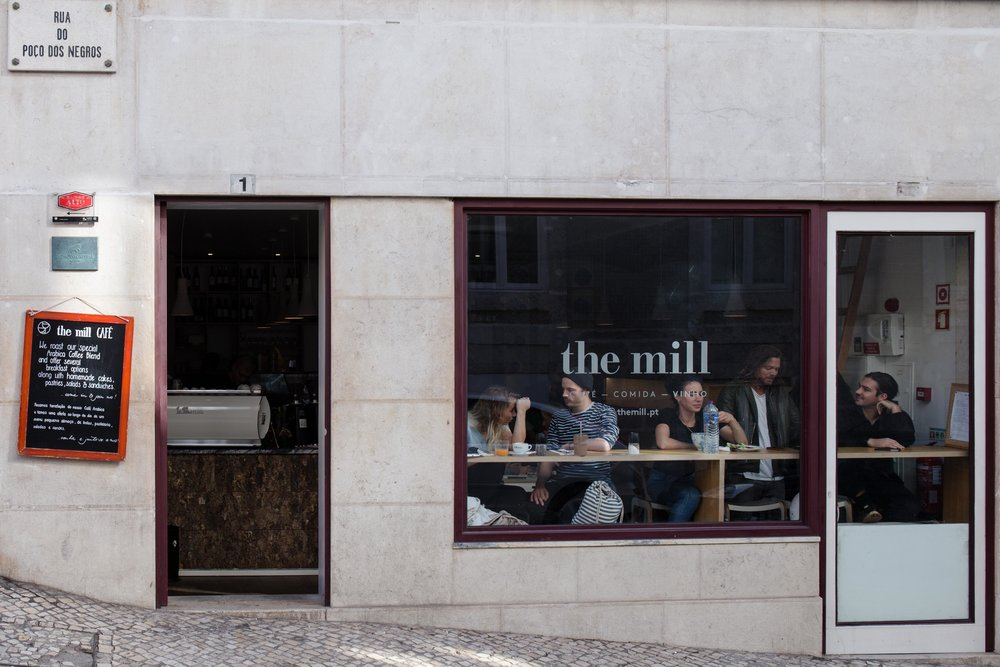 the mill specialty coffee