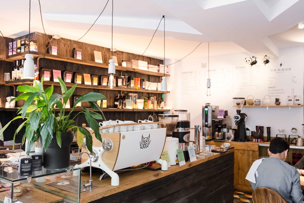 Best Coffee Shop In Barcelona For Working On Laptop