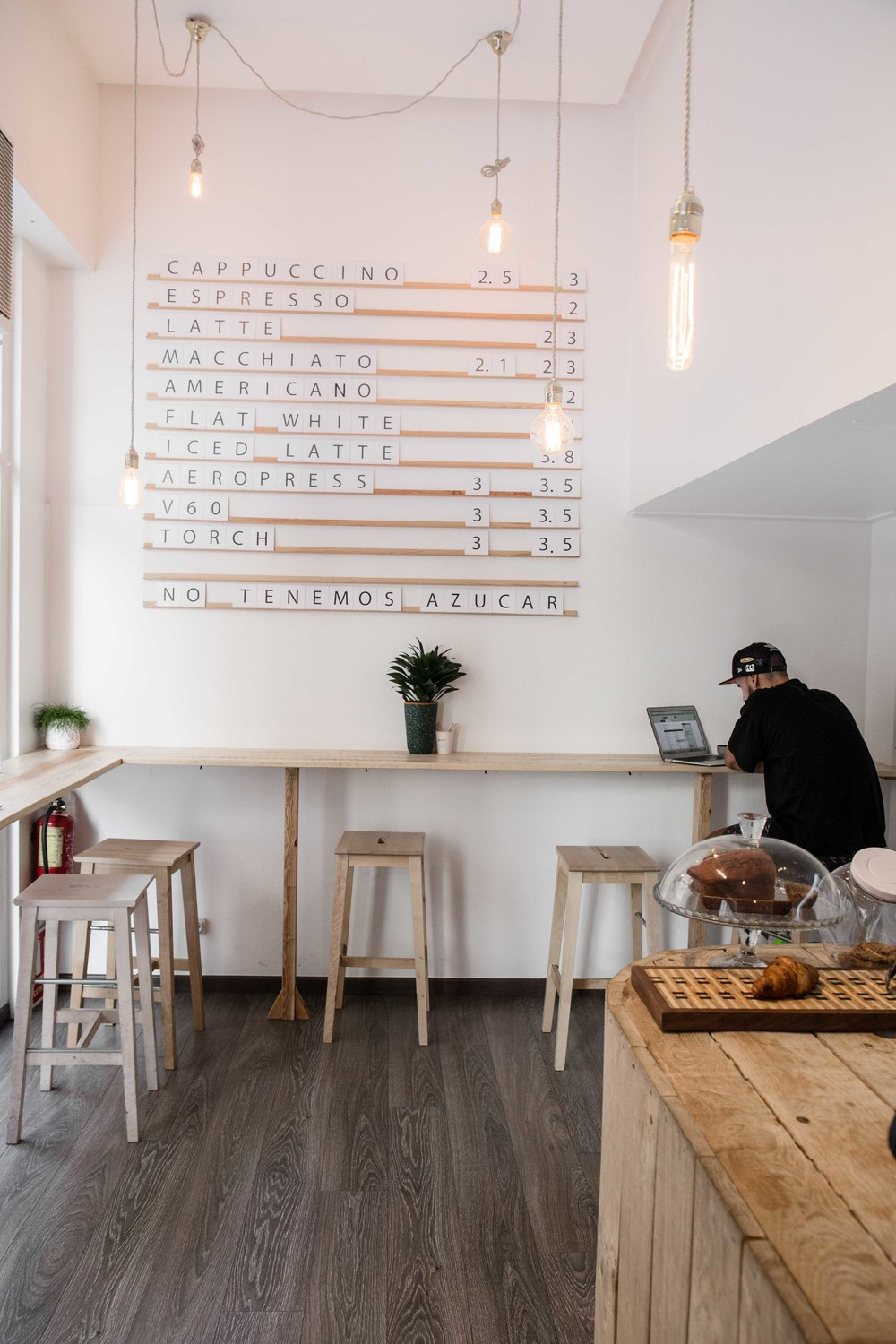 bermont specialty coffee shop barcelona