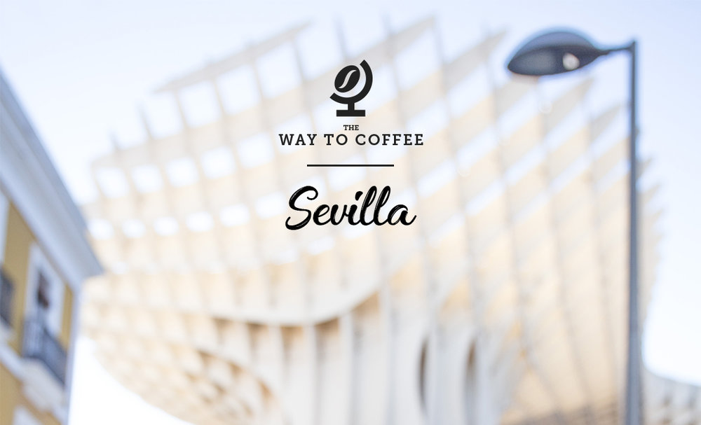 travel and coffee guide sevilla
