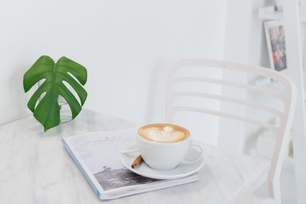 chiang mai minimalist design specialty cafes