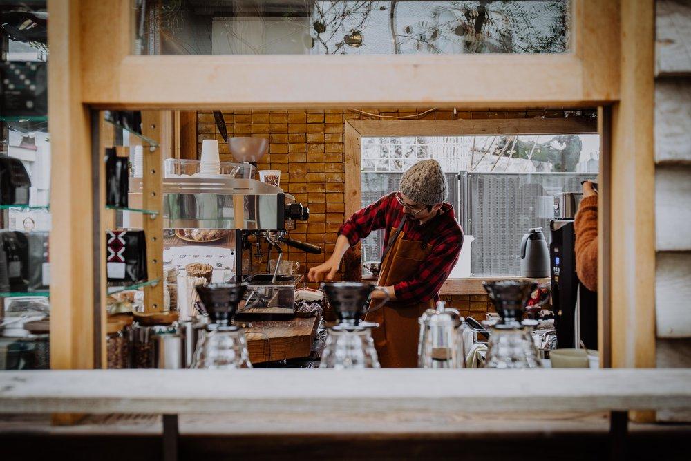 onibus coffee nakameguro