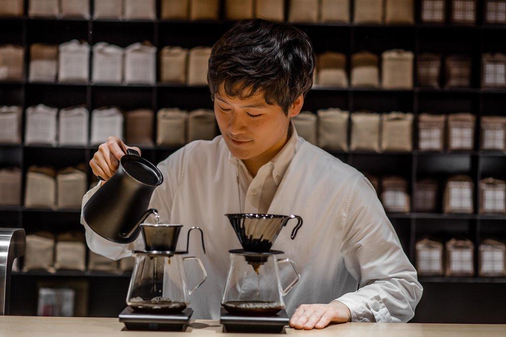 Koffee Mameya Tokyo
