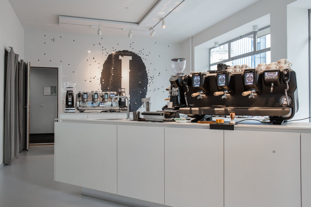 zurich coffee lab