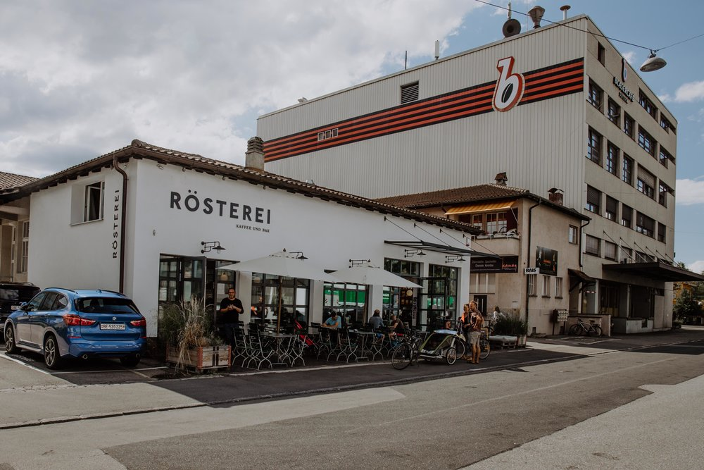 rösterei specialty coffee bern