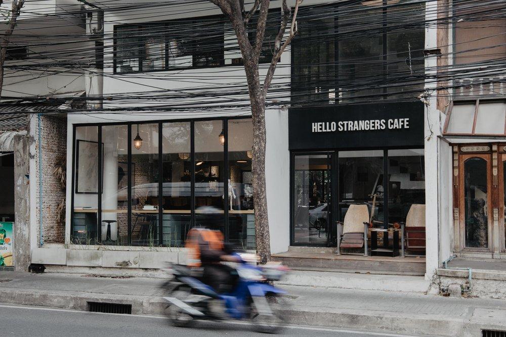 hello strangers cafe bangkok