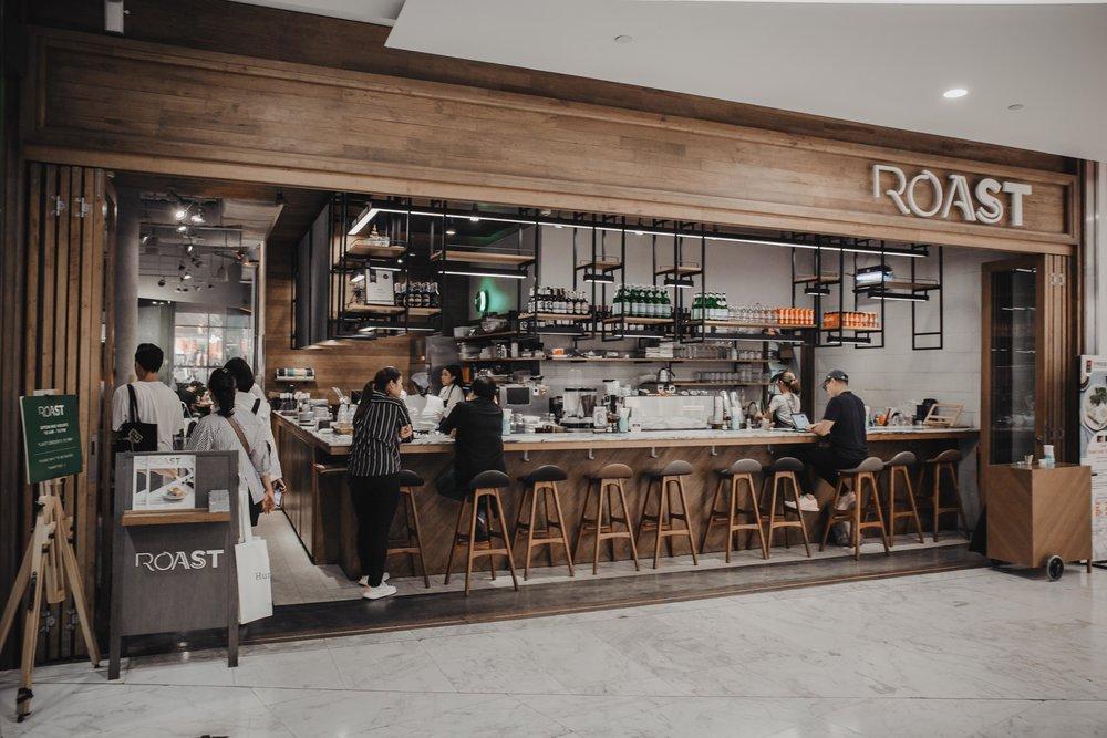 roast coffee em quartier bangkok