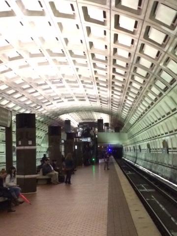 Underground in DC!