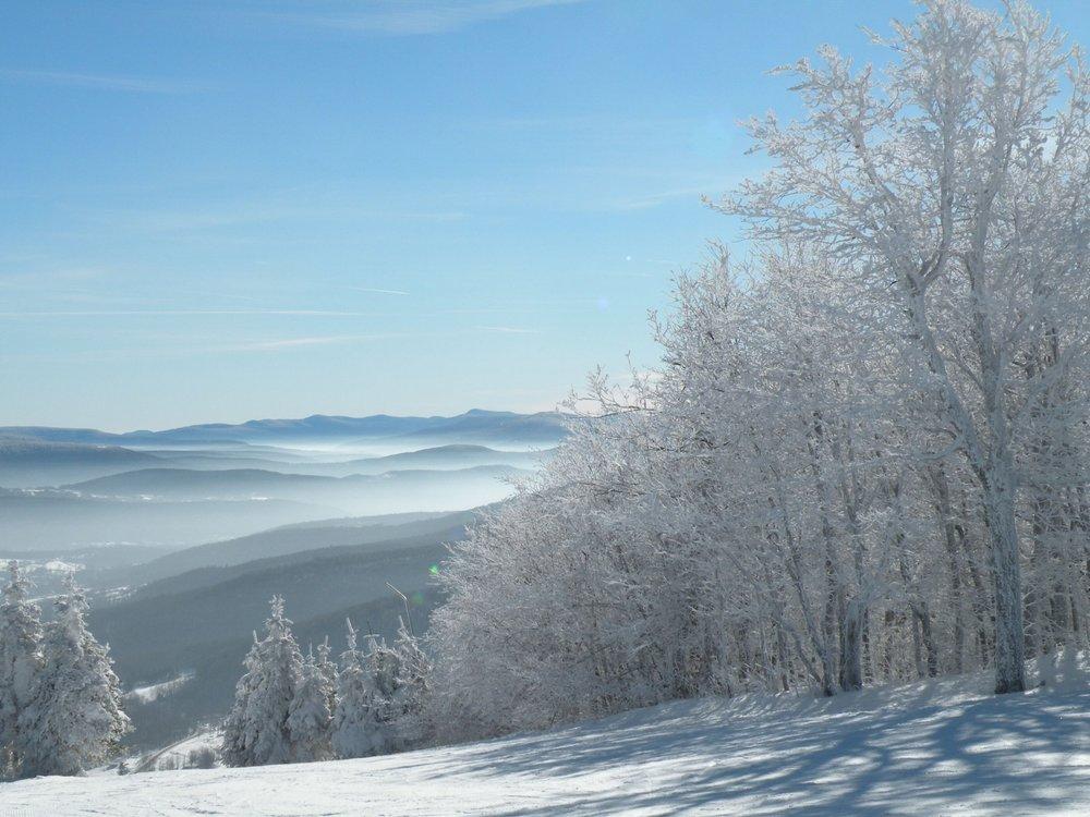 Catskills skiing
