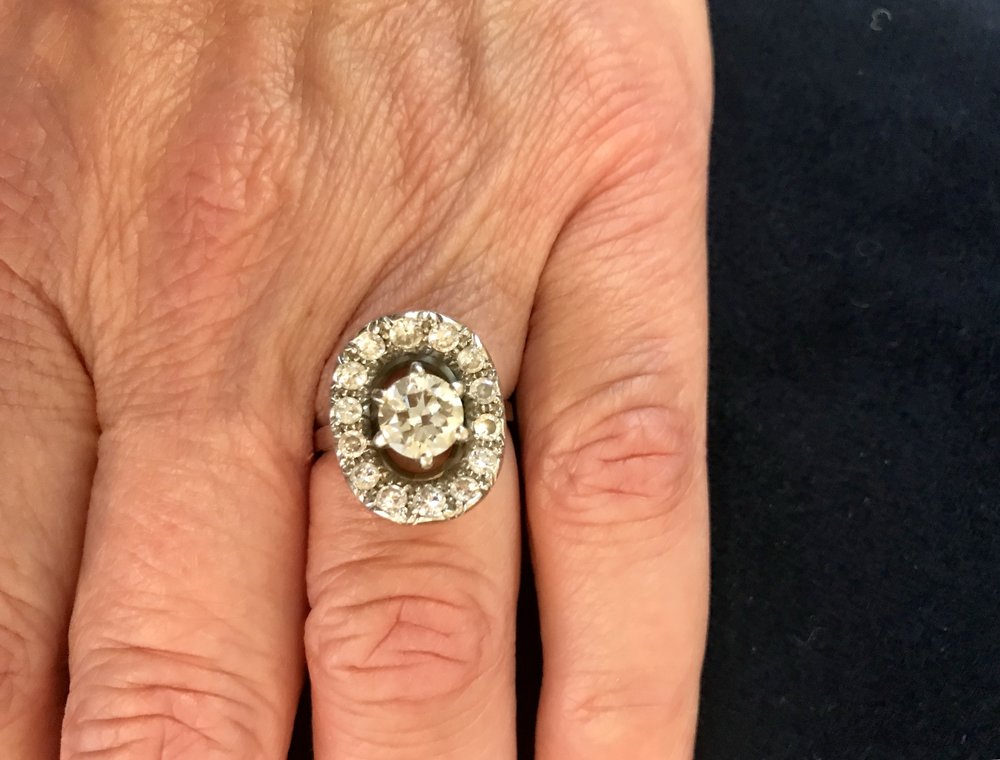Behind The Bling A Mothers Ring The Clear Cut