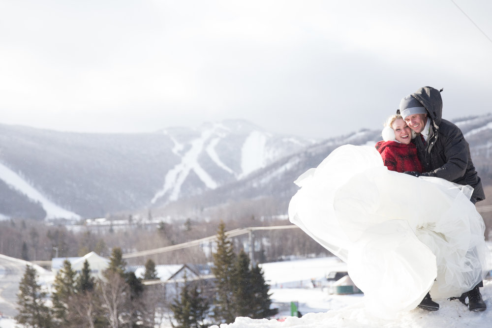 OKSANA & CHRIS - KILLINGTON PEAK: KILLINGTON, VT