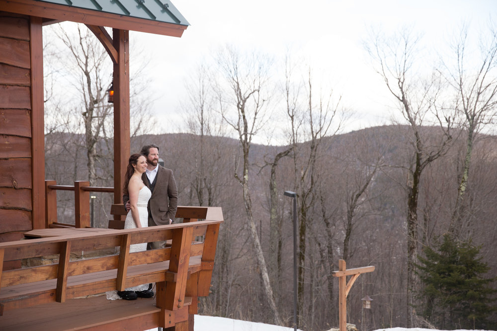 ANDREA & SEAN - PRIVATE DESTINATION: KILLINGTON, VT