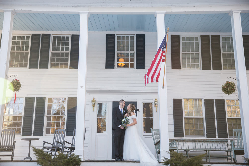 NATALIE & RYAN - THE INN AT WEATHERSFIELD: PERKINSVILLE, VT