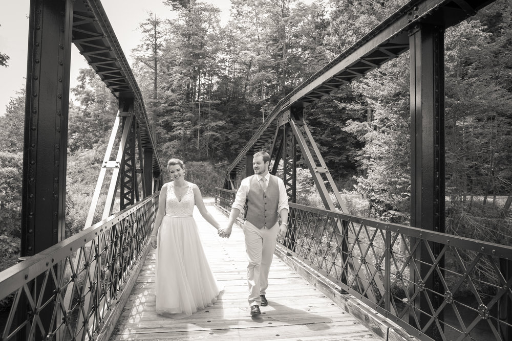 KATIE & DAVID - THE WALLINGFORD LODGE: WALLINGFORD, VT