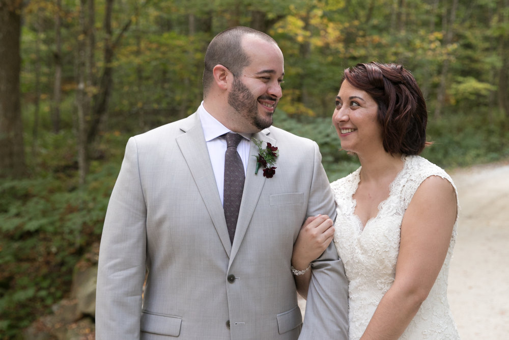 ALLIE & JIM - THE MOUNTAIN TOP INN & RESORT: CHITTENDEN, VT