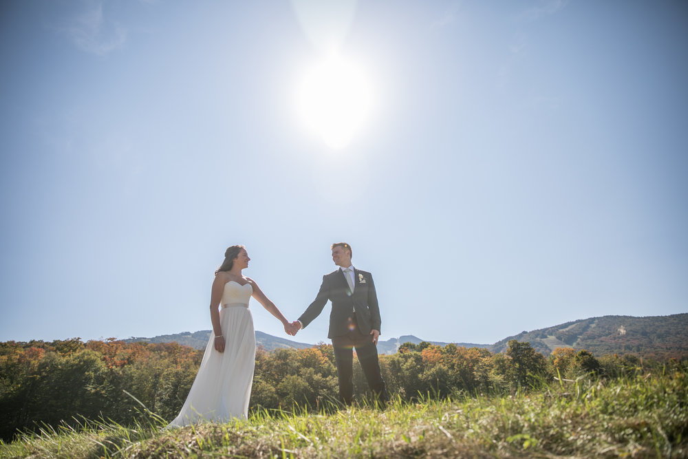 JEN & NOAH - THE KILLINGTON GRAND RESORT: KILLINGTON, VT