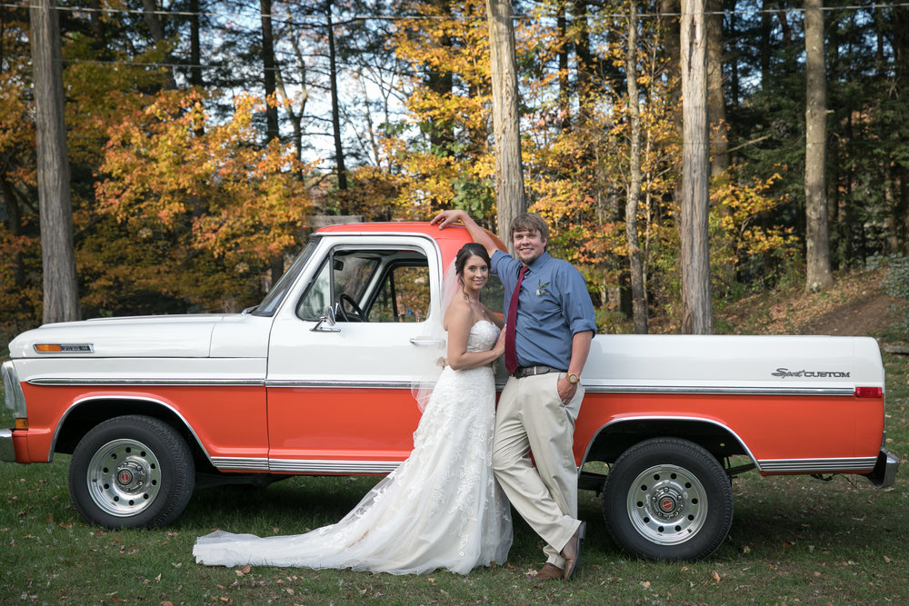 BROOKE & TYLER - THE WALLINGFORD LODGE: WALLINGFORD, VT