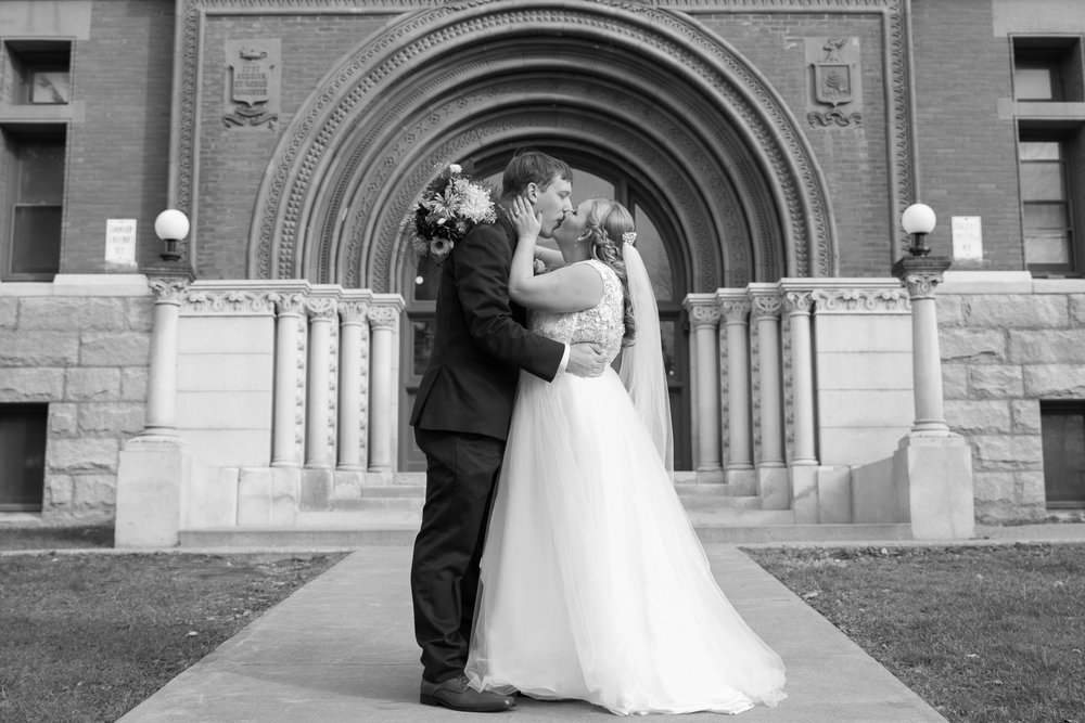CORA & KYLE - FAITH UNITED CHURCH: BURLINGTON, VT / THE OLD LANTERN: CHARLOTTE, VT