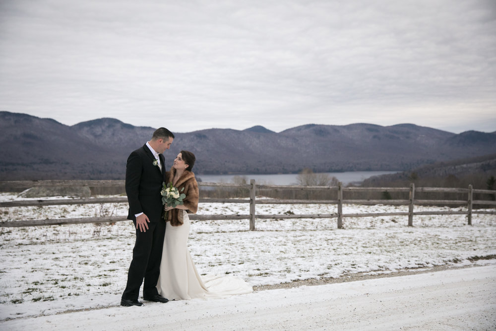 ALLIE & PAT - CHRIST THE KING CHURCH: RUTLAND, VT / THE MOUNTAIN TOP INN & RESORT: CHITTENDEN, VT