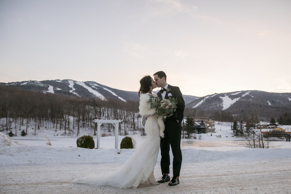 Thais & Tim - January 20, 2018 @  Killington Grand Resort Hotel  - Killington, Vermont