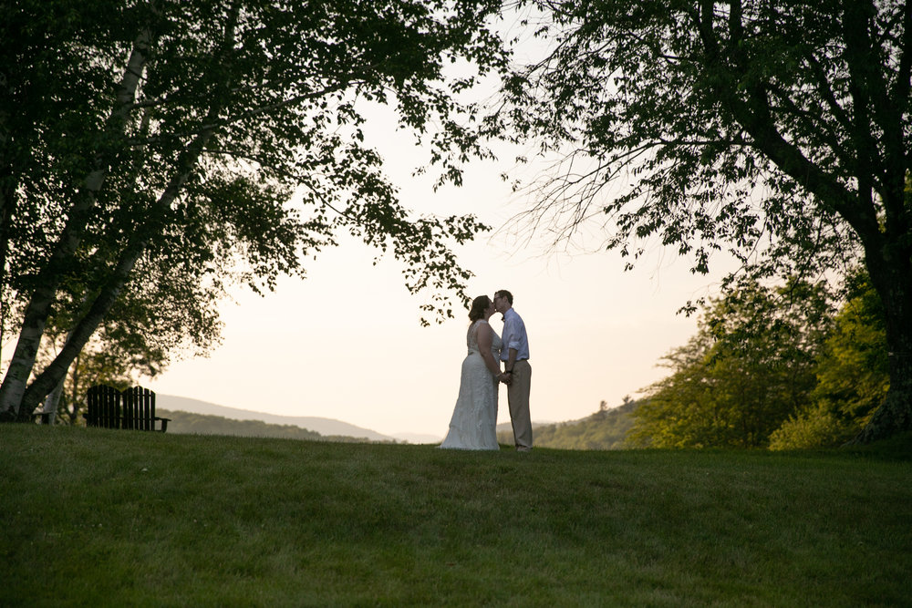 Megan & Zach - June 30, 2018 @  Mountain Meadows Lodge  - Killington, Vermont