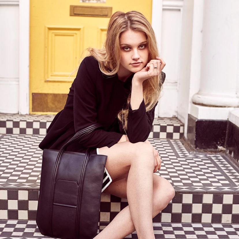 Hazel - Elegant Magazine