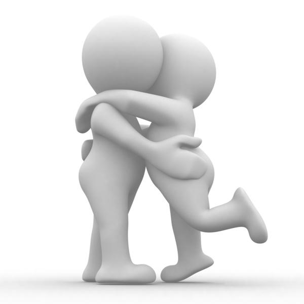 Abrazo empático